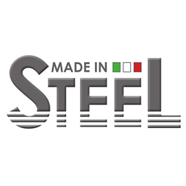 Made in Steel 2015: vieni a trovarci!